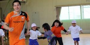 【学校訪問】豊後大野市立新田小学校・新田幼稚園を訪問しました!