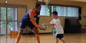 【大分県 スポーツ交流地域活力創出事業】中津市立真坂小学校を訪問しました!